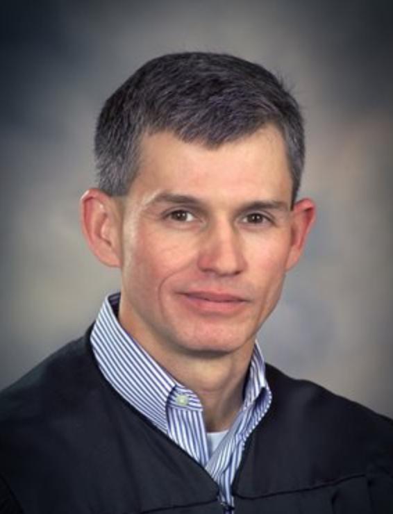 Judge F. William Cullins headshot