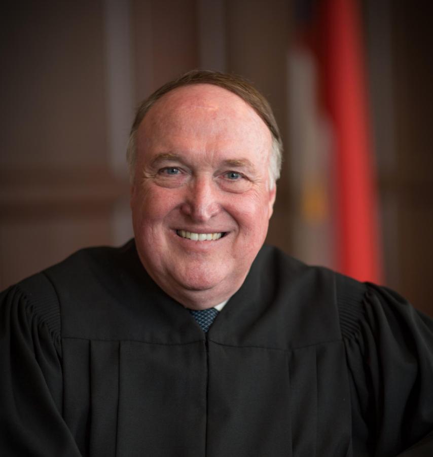 Judge John M. Tyson headshot