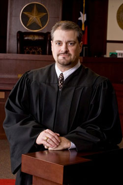 Judge Jonathan Bailey
