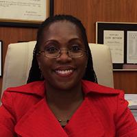 Judge Kentaji Brown Jackson