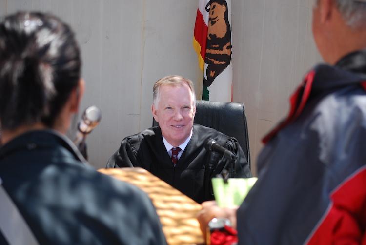 Judge Roger Krauel