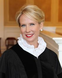 Justice Courtney Hudson Goodson