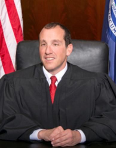 Justice Richard Bernstein headshot