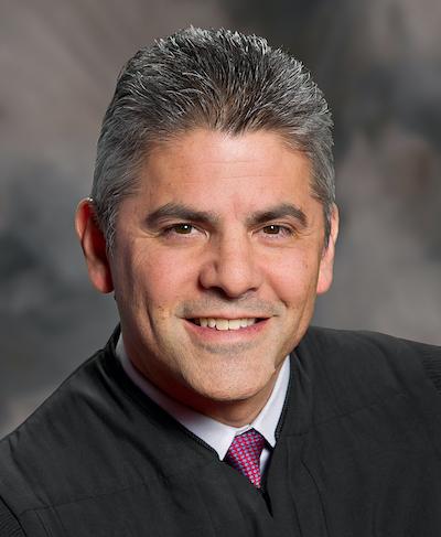 Justice Steven Gonzalez