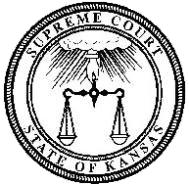 Kansas Supreme Court seal