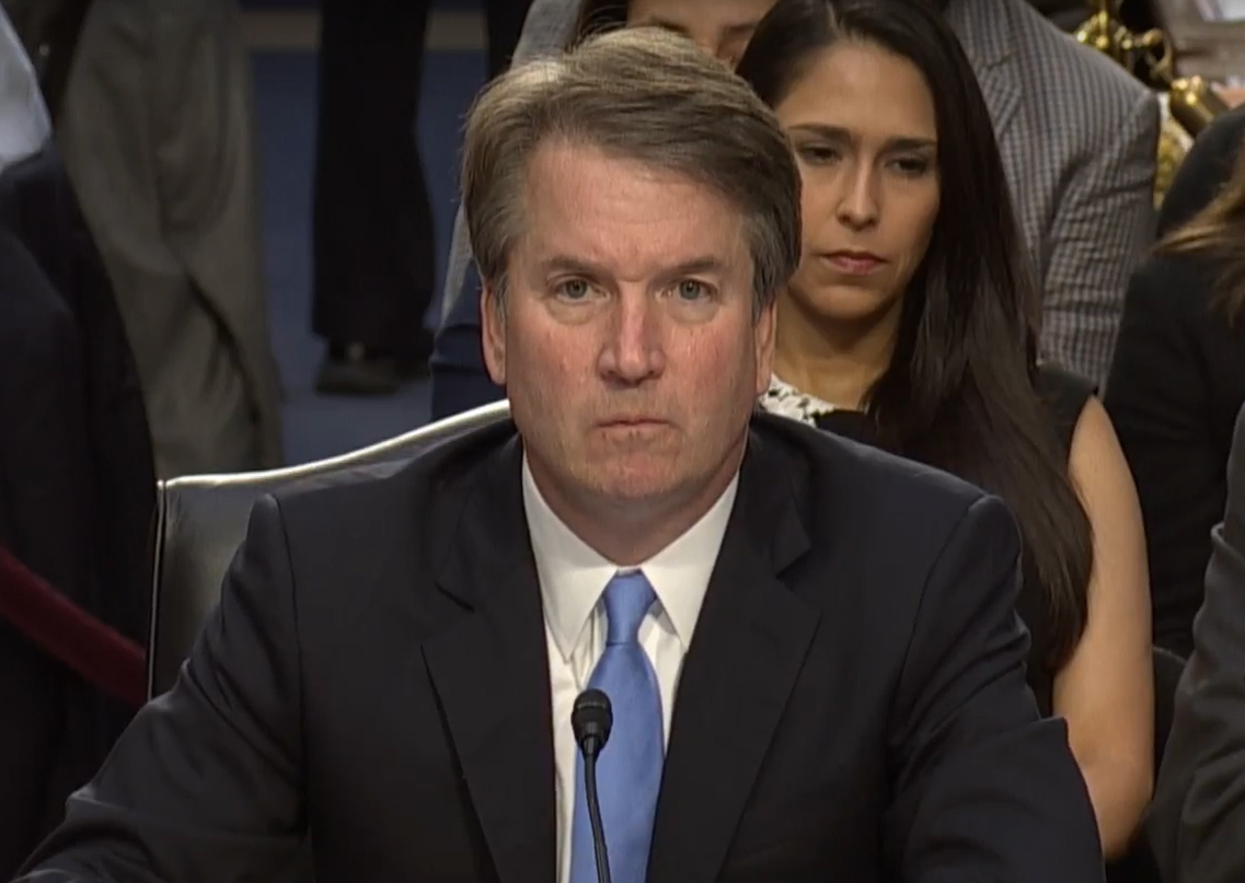 FBI report on Kavanaugh is sent to Senate; confirmation vote could be Saturday