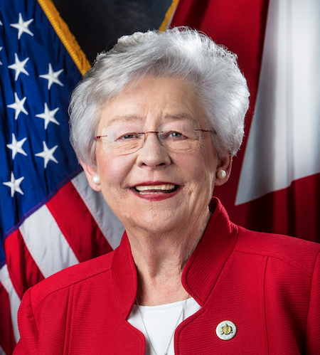 Kay Ivey official portrait