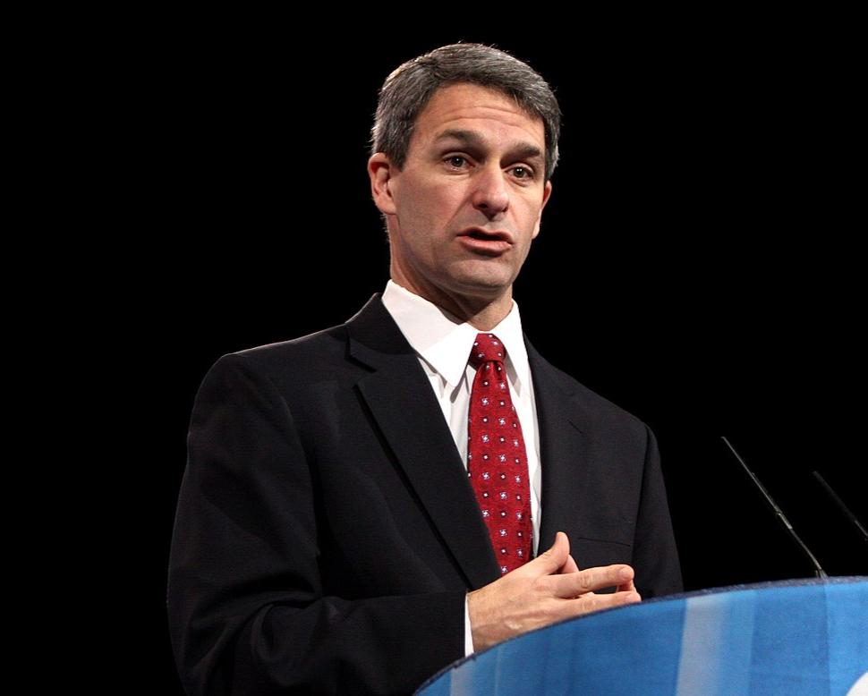 Ken Cuccinelli in 2013