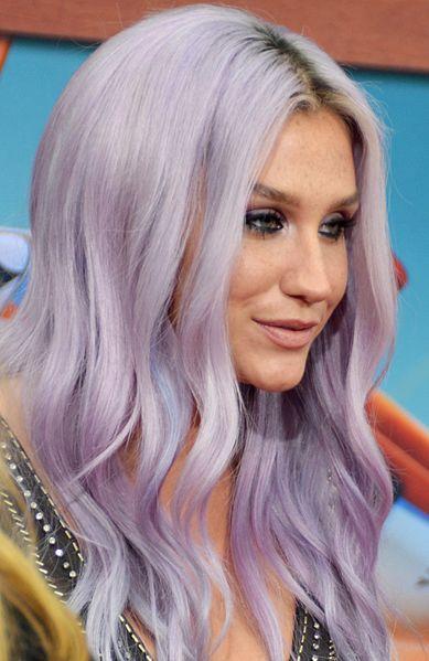 Kesha in July 2014