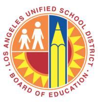 LA Unified School District logo