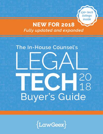 LawGeex guide