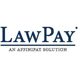 LawPay logo.