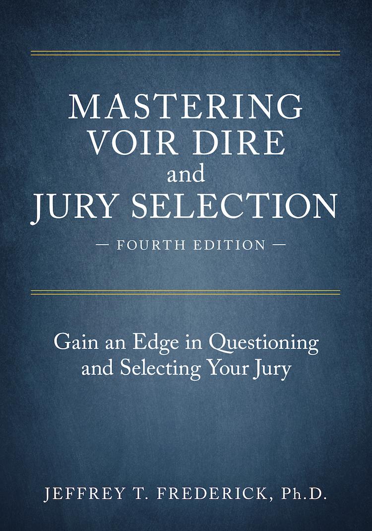 MasteringVoirDire book cover