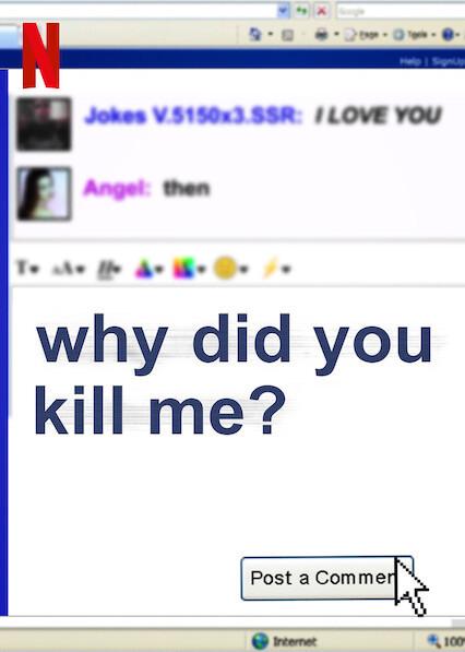 Netflix why_did_you_kill_me