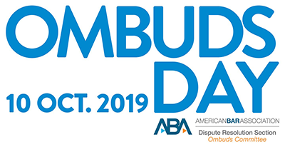 Ombuds Day logo