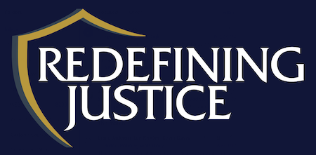 Redefining Justice logo