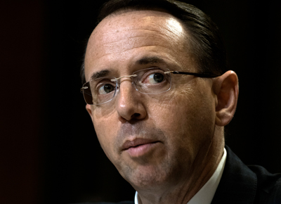 House Republicans move to impeach deputy attorney general