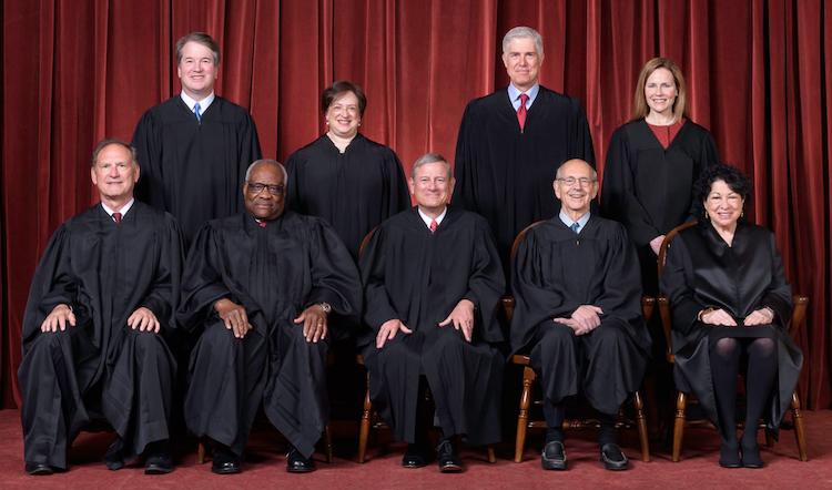 SCOTUS new group photo