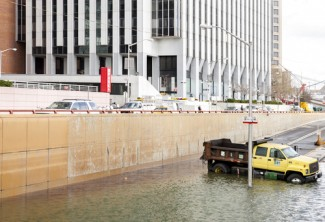 Sandy aftermath
