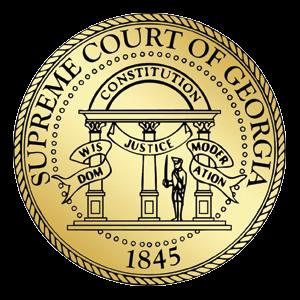Georgia Supreme Court seal