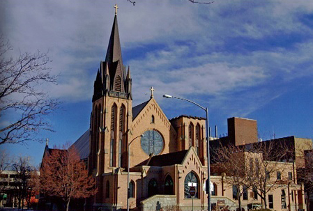St. Patrick's co-Cathedral