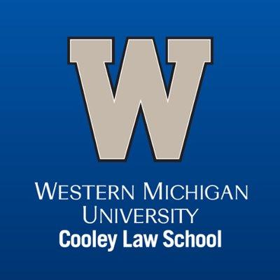 WMU Cooley logo