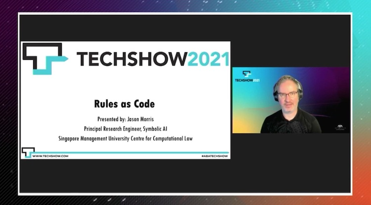 Techshow2021_rules as code panel