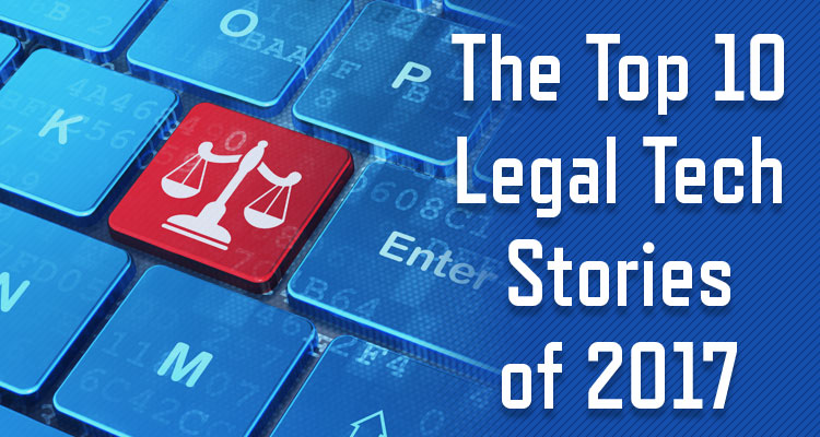 Top 10 Legal Tech Stories