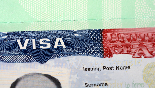 visa green card