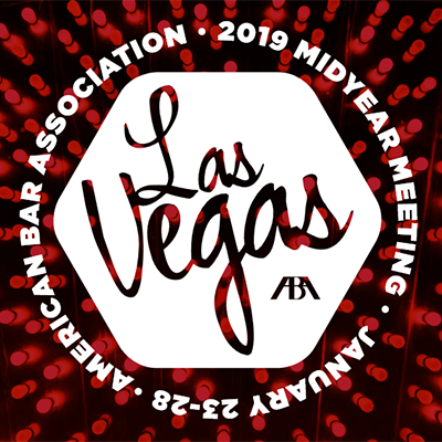 2019 ABA Midyear Meeting logo