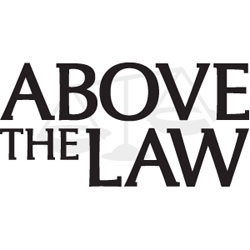 Above the Law logo