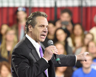 Gov. Cuomo gives NY  parolees right to vote