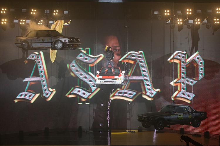 ASAP Rock in concert