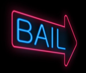 bail words in arrow