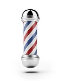 Image of barbershop pole
