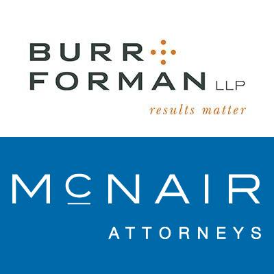 Buff & Forman and McNair logos