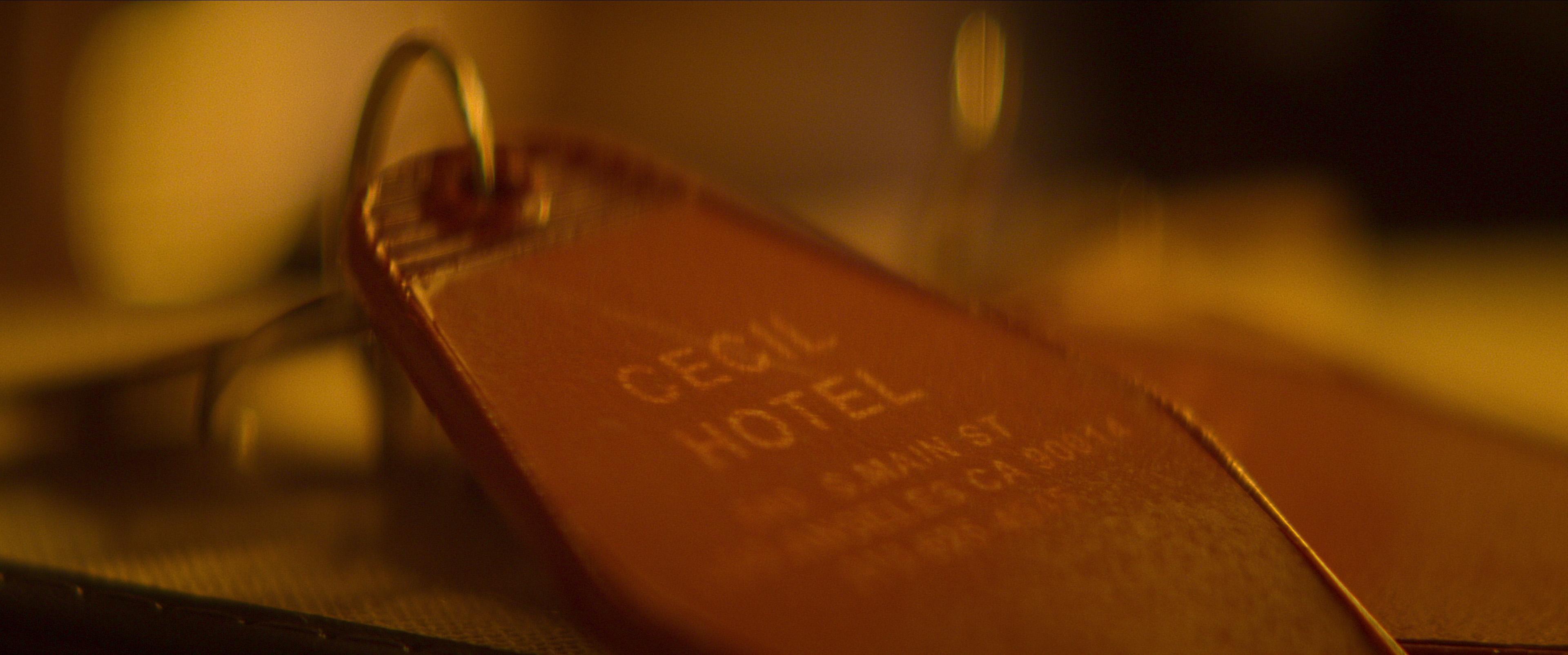 Cecil Hotel Key