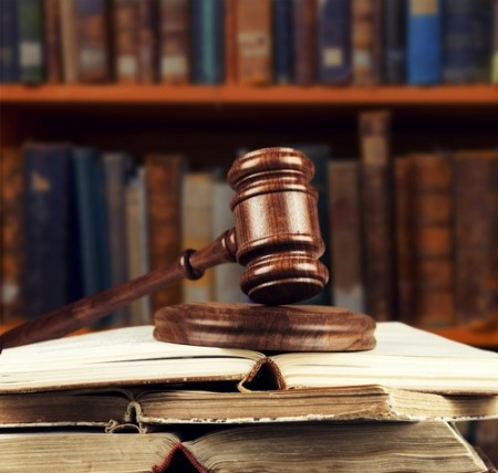 civil justice system gavel