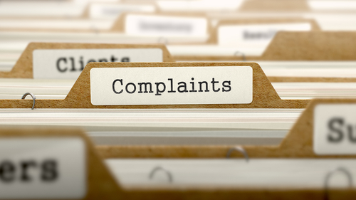complaints documents