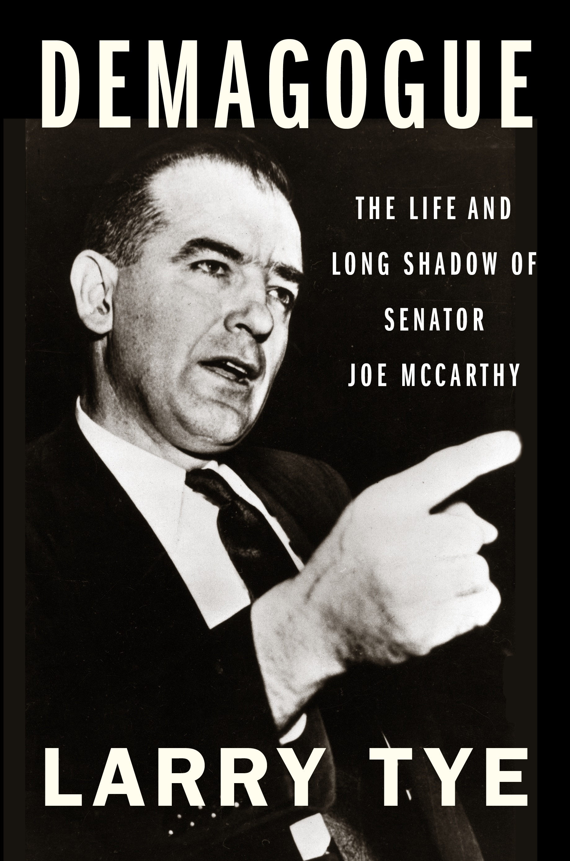 McCarthy book cover