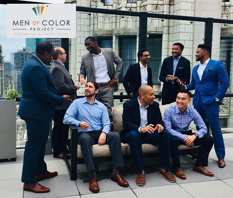 Men of Color project