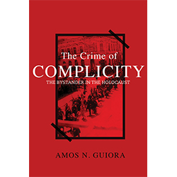 Book: The Crime of Complicity.