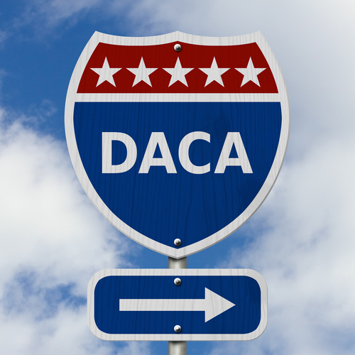 Road to DACA.