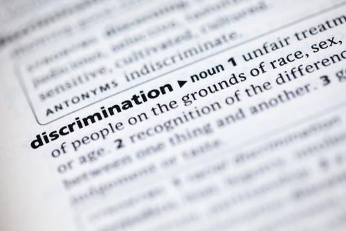 dictionary discrimination