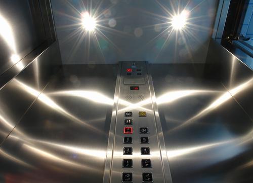 elevator larger