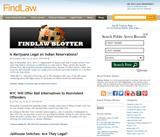 FindLaw Blotter