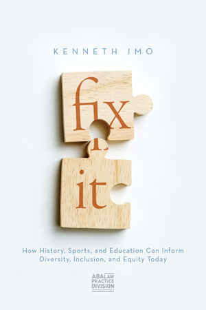 Fix it book cover.