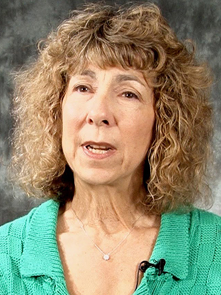 Judith Friedman.