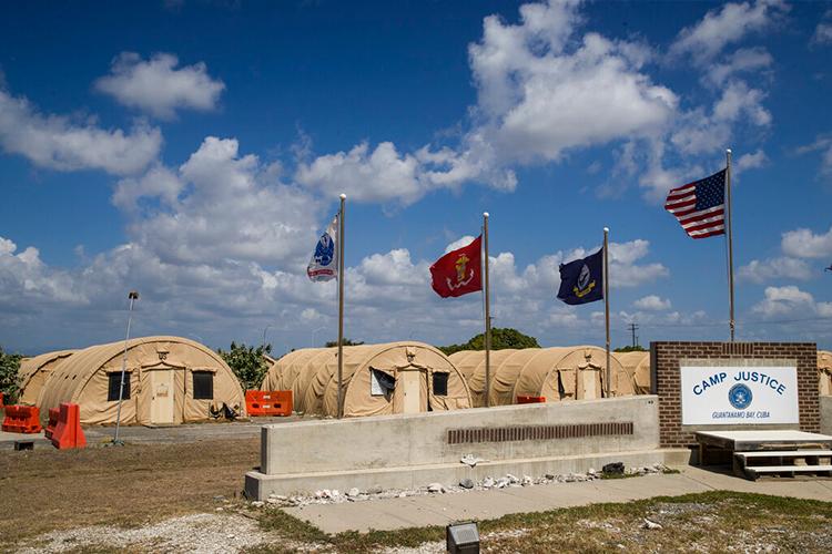 Camp Justice in Guantanamo Bay