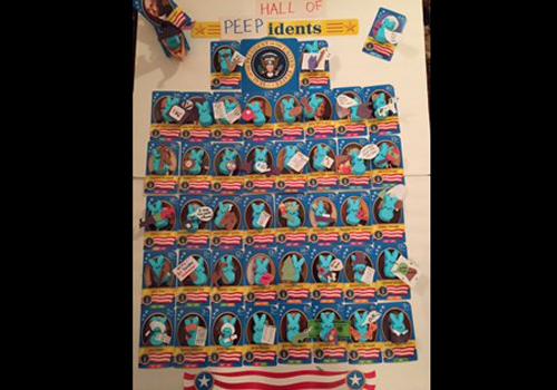 Hall of Peep-idents